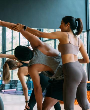 yoga instructor jobs